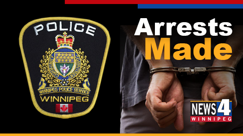 arrests made graphic
