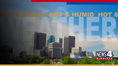 WEATHER | HOT & SUNNY - News 4
