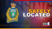 safely located graphic