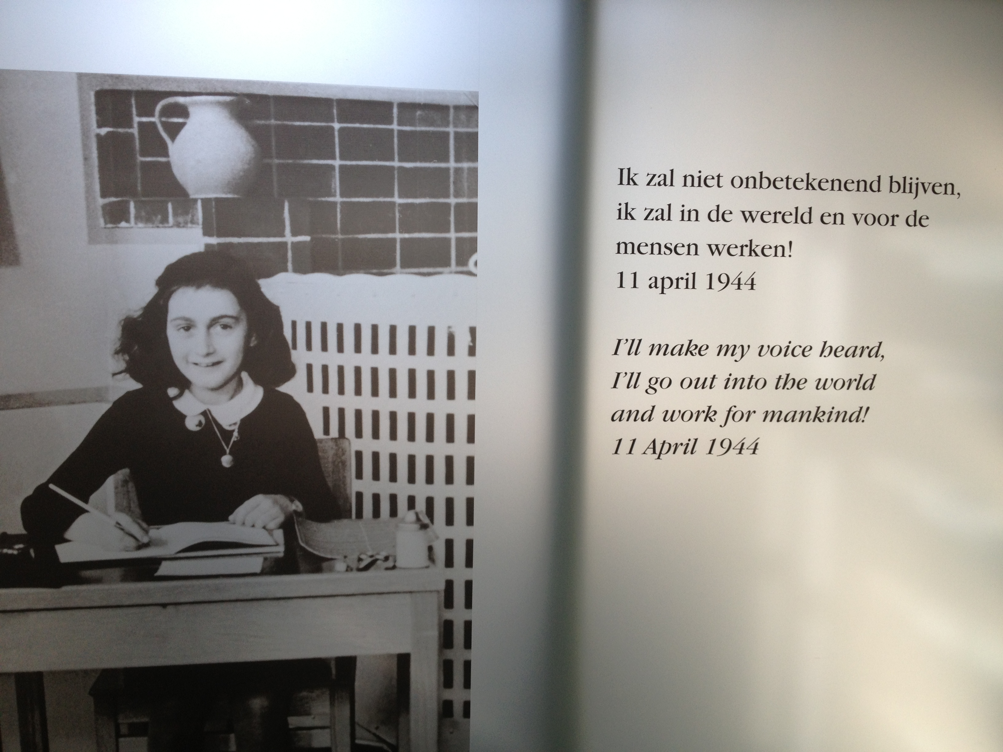 Event Library To Host Anne Frank House Exhibit News4winnipeg