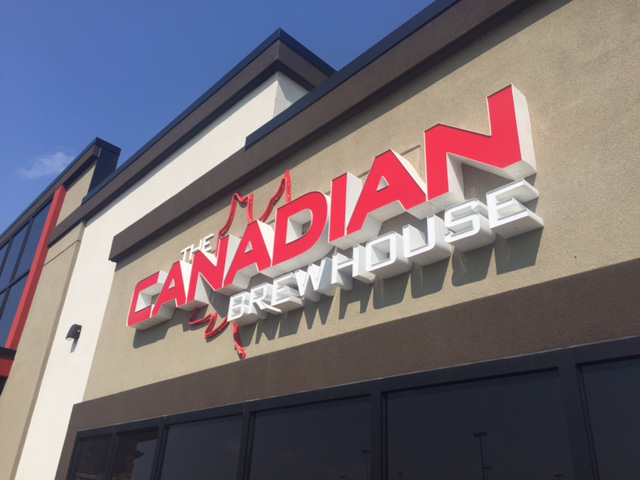 Canadian Brewhouse logo