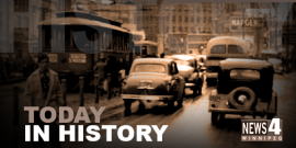 NOVEMBER 25 | TODAY IN MANITOBA HISTORY