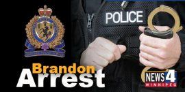 MEN ARMED WITH GUNS BREAK INTO BRANDON APARTMENT