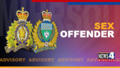 Sex offender advisory graphic