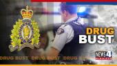 RCMP Drug Bust