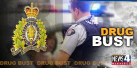 POLICE SEIZE DRUGS, ARREST DEALERS