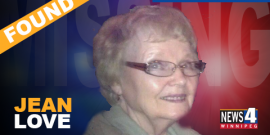 MISSING | 85 YEAR OLD JEAN LOVE FOUND