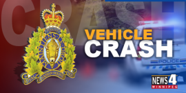 TRUCK AND SEMI COLLIDE ON PERIMETER HIGHWAY AT BRADY ROAD