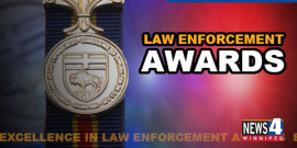 AWARDS | 19 POLICE OFFICERS RECEIVE EXCELLENCE IN LAW ENFORCEMENT AWARDS