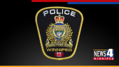 Winnipeg Police Badge