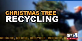 WANT TO RECYCLE YOUR CHRISTMAS TREE?