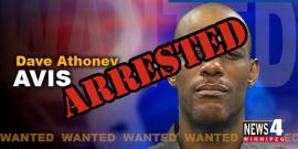 UPDATE   WINNIPEG POLICE ARREST WANTED MAN