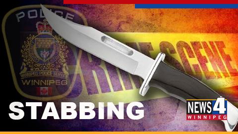 Stabbing graphic
