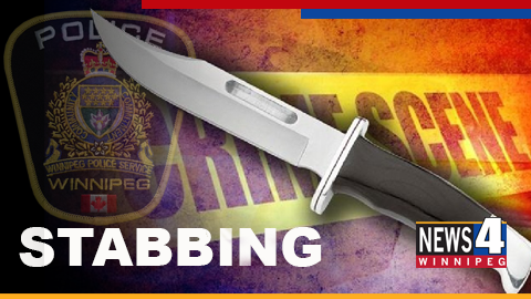 Stabbing graphic