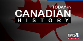 TODAY IN CANADIAN HISTORY | JANUARY 5