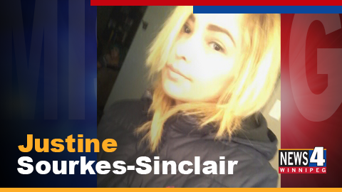 Missing teen Justine Sources-Sinclair photo