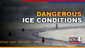 DANGEROUS ICE GRAPHIC