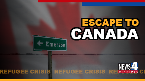 refugee crisis graphic