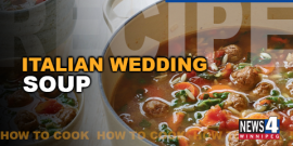 "ITALIAN WEDDING SOUP PERFECT FOR A ""SOUP SWAP"""
