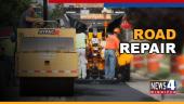 road repair graphic