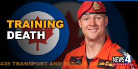 RCAF SAY HUMAN FACTORS, NOT EQUIPMENT, LEAD TO DEATH OF SEARCH AND RESCUE TECHNICIAN