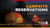 CAMPSITE RESERVATION GRAPHIC