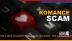 romance scam Graphic