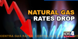 CENTRA GAS RATES TO DROP MAY 1ST