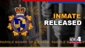 INMATE RELEASED GRAPHIC