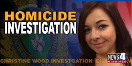 REMAINS FOUND IN RM OF SPRINGFIELD IDENTIFIED AS CHRISTINE WOOD