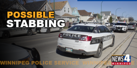 VIDEO | HEAVY POLICE PRESENCE ON SELKIRK AVE. SUNDAY AFTERNOON