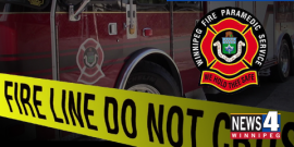 2 SENT TO HOSPITAL AFTER AN EARLY MORNING FIRE ON CORYDON