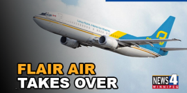 FLAIR AIRLINES TAKES OVER NEWLEAF TRAVEL