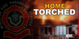 OVERNIGHT ARSON HAS FIREFIGHTERS BRACING FOR A BUSY LONG WEEKEND IN THE NORTH END