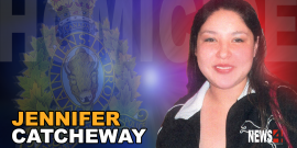 RCMP STILL LOOKING FOR ANSWERS IN JENNIFER CATCHEWAY DISAPPEARANCE