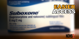 PROVINCE IMPROVES ACCESS TO SUBOXONE FOR THOSE RECOVERING FROM OPIOID USE