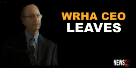 PRESIDENT AND CEO OF WRHA LEAVES POSITION