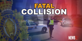 COLLISIONS CLAIM TWO LIVES ON MANITOBA HIGHWAYS ON SUNDAY