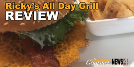 REVIEW | RICKY'S ALL DAY GRILL