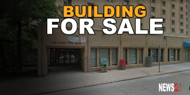 Province selling vacant Manitoba Housing high-rise