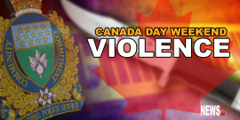 SEVEN PEOPLE ARRESTED FOR CANADA DAY WEEKEND STABBING