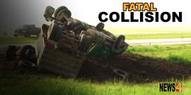 FATAL CRASH CLOSES SOUTHBOUND HIGHWAY 75 MONDAY MORNING
