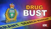 drug bust graphic