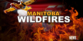 Manitoba calls in help to fight wildfires