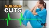 Nursing Cuts Graphic