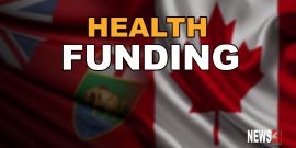 Manitoba signs health funding agreement with federal government