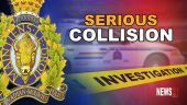 serious collision graphic