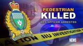 PEDESTRIAN KILLED GRAPHIC