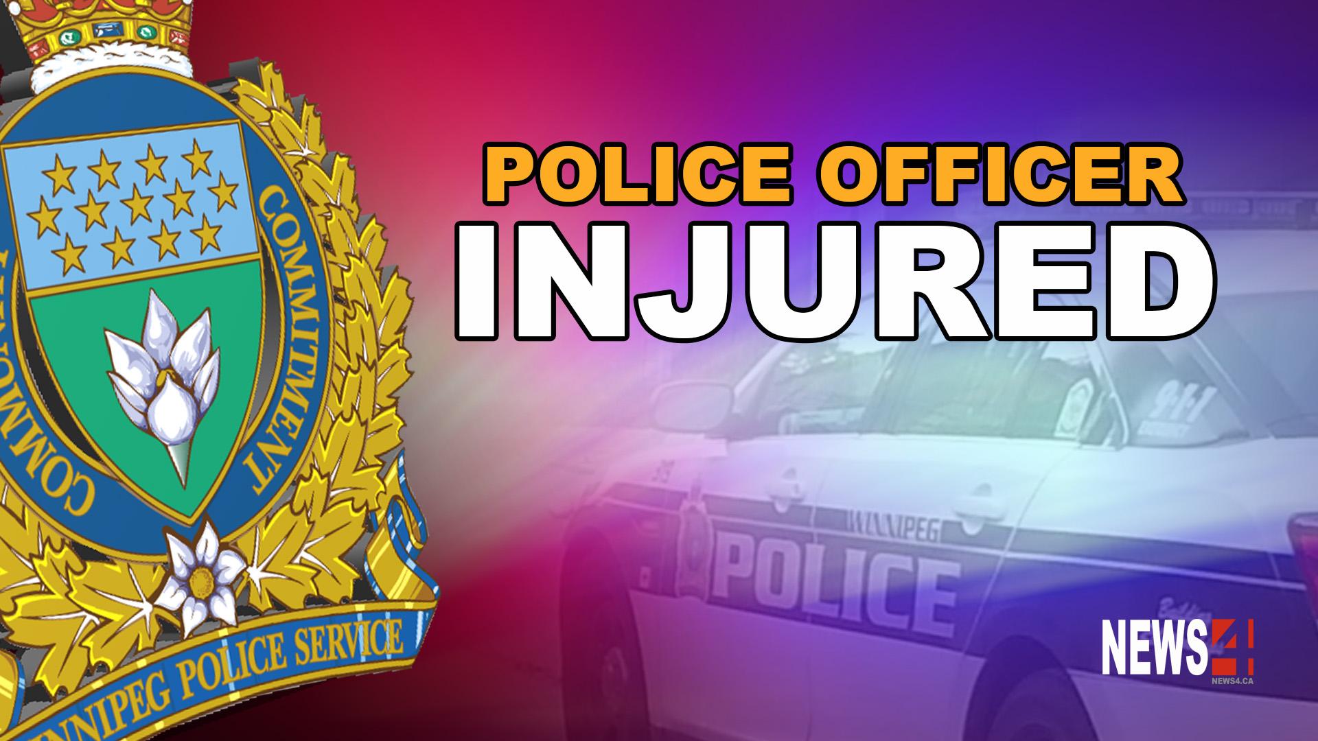 officer injured graphic
