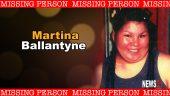 Martina Ballantyne Missing Graphic